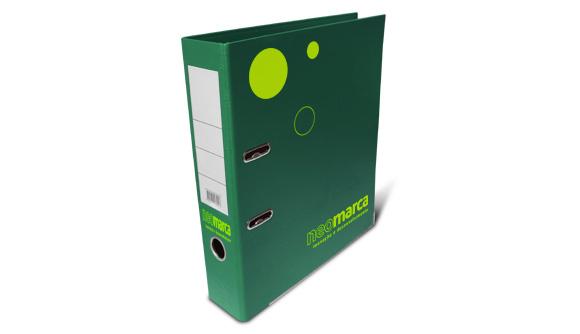 comprar pasta de arquivo personalizada verde