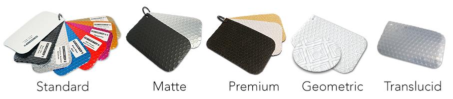 envelope metalizado cores disponiveis