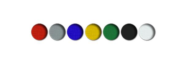 pasta de arquivo personalizada pvc cores disponiveis