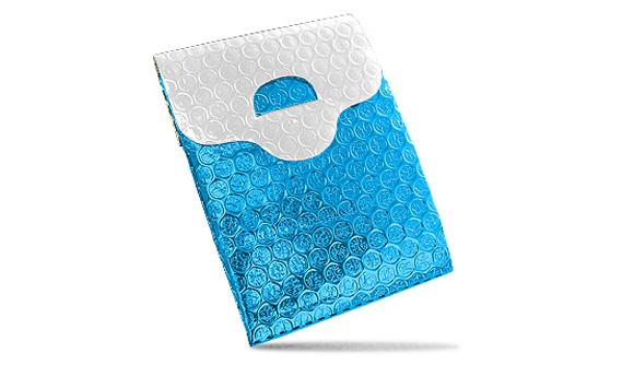 Protector de assento termico azul