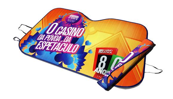 Tapasol publicitario ice casino