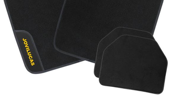 tapis pour voiture personnalisee tapis auto. Black Bedroom Furniture Sets. Home Design Ideas