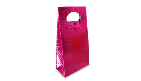 Embalagem Metalizada 150*80*300 mm