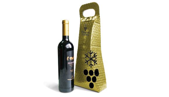 Bolsa para Garrafa de Vinho