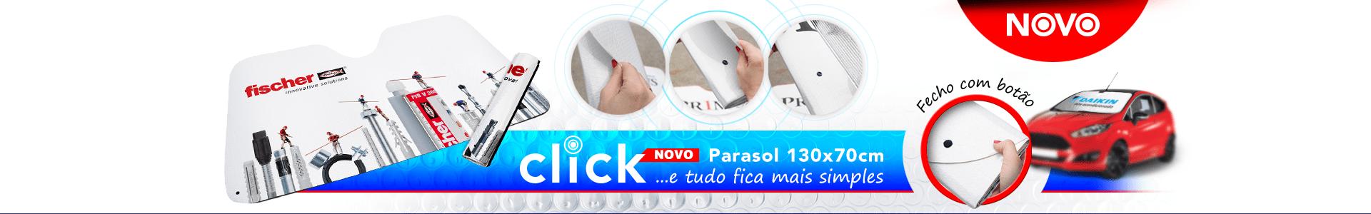 Novo Tapasol Publicitario Click
