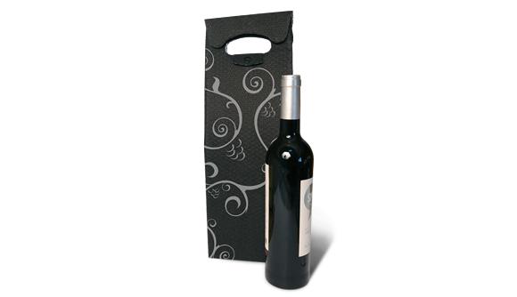 Embalagem para duas Garrafas de Vinho