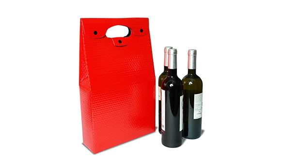 embalagem para tres garrafas de vinho 3